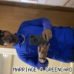 Meet James on MARRIAGE 4 GREENCARD